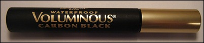 L'Oreal Carbon Black Voluminous Mascara