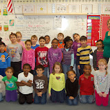 WBFJ Cici's Pizza Pledge-Marvin Ward Elementary-Ms. Adams & Mrs. Mehaffey's 1st Grade Class - WS