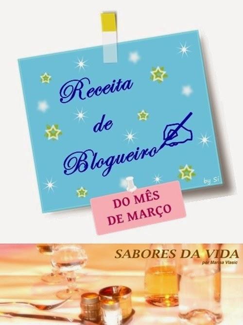 Receita de Blogueiro - Marisa