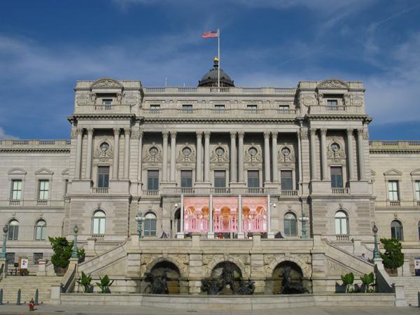 Library of Congress Exterior Library of Congress Exterior