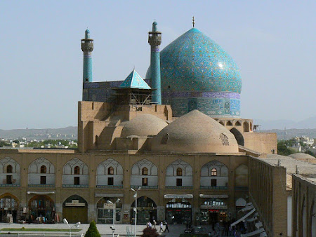 Imam Square Isfahan: Imam Mosque