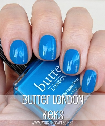 butter LONDON Keks