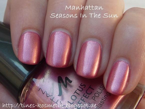 Manhattan Seasons In The Sun 2