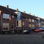 gulikersstraat in Oud-IJmuiden, Noord Holland, Netherlands