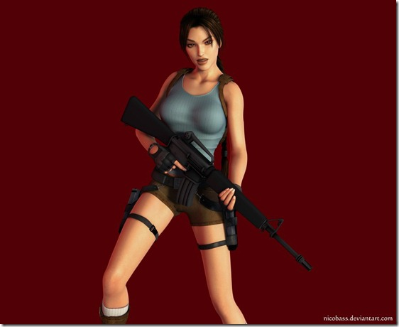 Lara Croft (127)