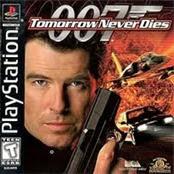 007 tomorrow never dies capa playstation