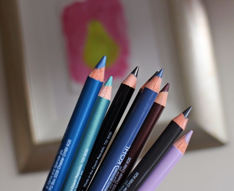 British-Beauty-Blogger-M&S-eye-liner-pencil-set