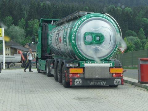 beer truk