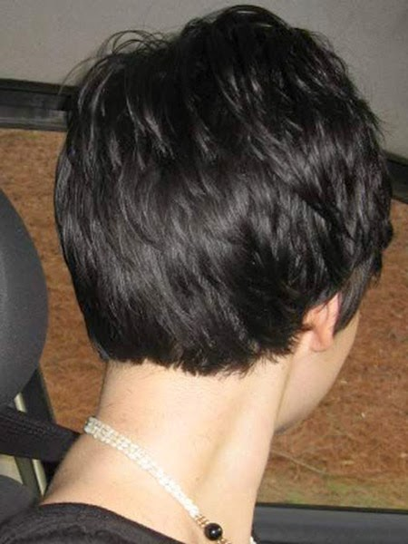 Pictures of bob haircuts front and back