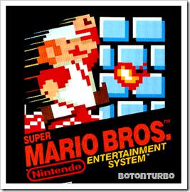 La caida de Mario Bros