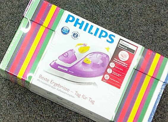 Philips Bügeleisen Power Life