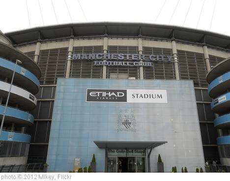 'The Colin Bell Stand, Sportcity' photo (c) 2012, Mikey - license: http://creativecommons.org/licenses/by/2.0/