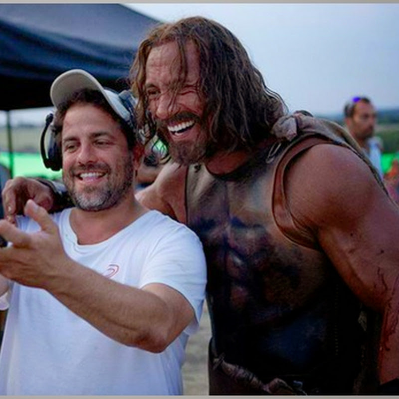 "Director Brett Ratner Makes Over ""Hercules"" for New Audiences"