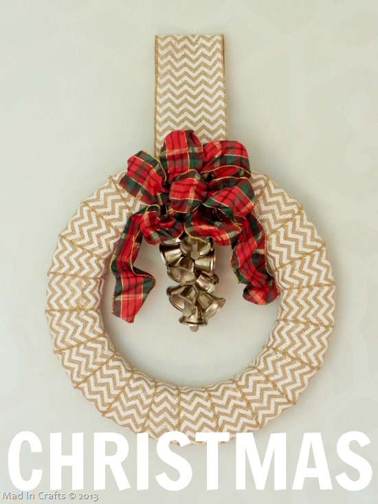 Year-Round Christmas Wreath