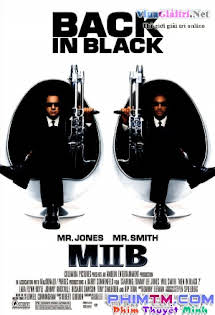Đặc Vụ Áo Đen 2 - Men In Black 2 Tập HD 1080p Full