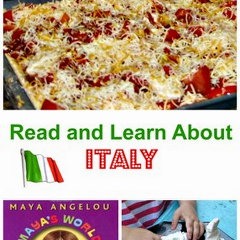Read Around the World - Italy