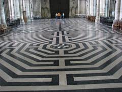Amiens labyrinthe