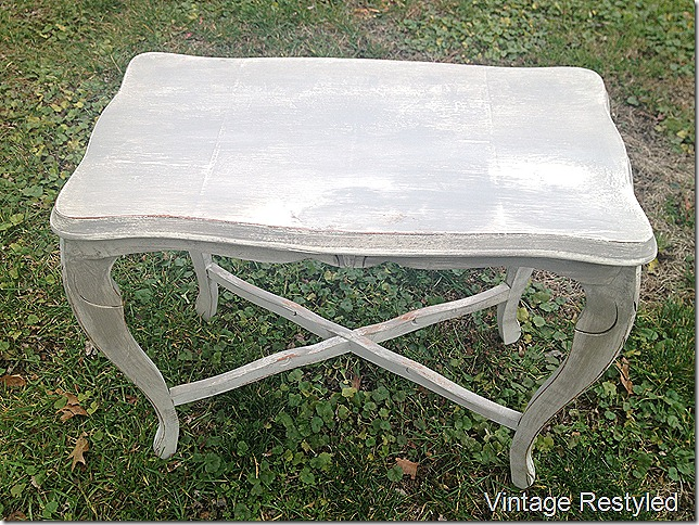 Shabby Table 008
