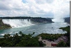 Niaga Falls from Canada