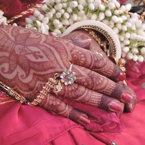 by Neha Shah  - Wedding Getting Ready