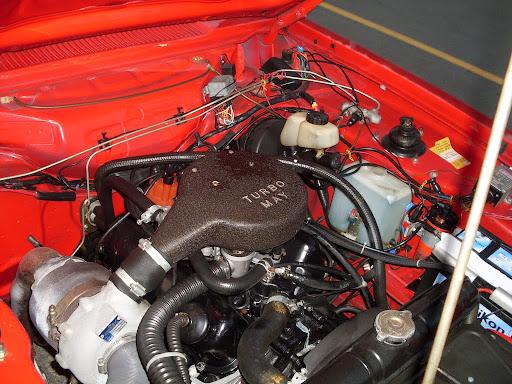 Ford Capri MK II 1974-1977