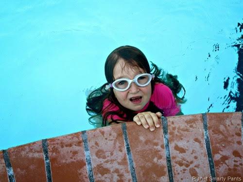 September-Swimming