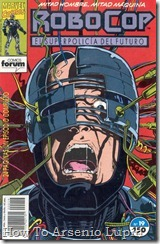 P00019 - Robocop #19