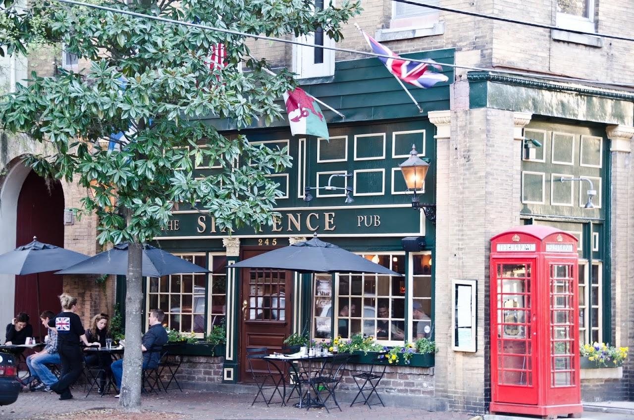 Shots of Savannah pub