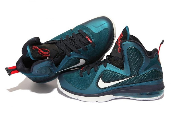 Detailed Look at the Upcoming Nike LeBron 9 8220Griffey82218230 Finally