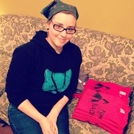 D.I.Y. Louisville Meet-Up - Miss Happy Pink