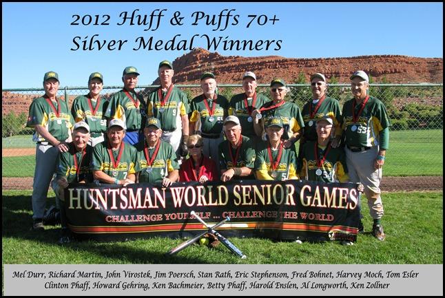 70 Bronze 2012 Hunt