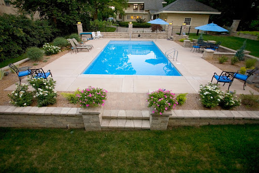 pool design and installation