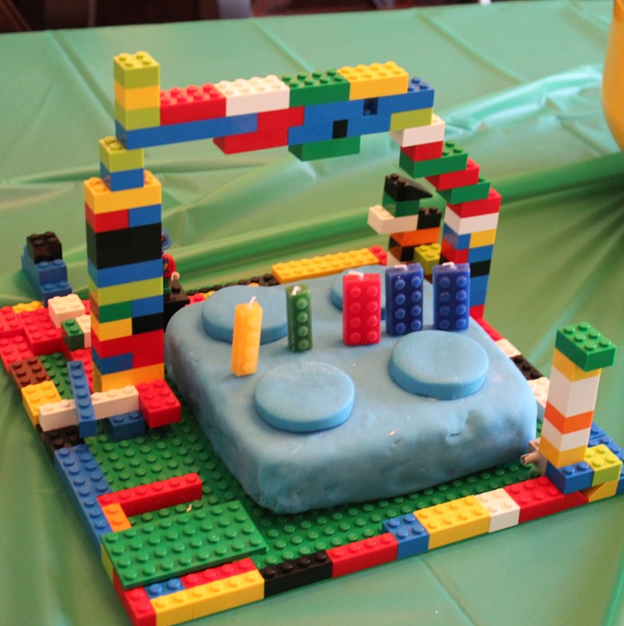 Lego Birthday Party 227