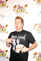 Perez Hilton @ Elvis Red Carpet -BY:Lanie Crossman