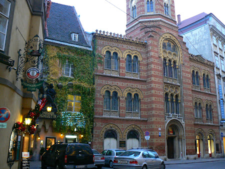 Obiective turistice Viena: biserica ortodoxa greaca