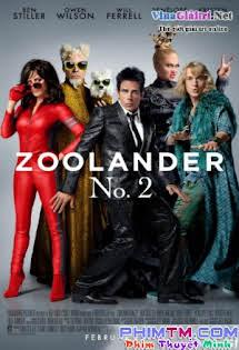 Trai Đẹp Lên Sàn - Zoolander 2