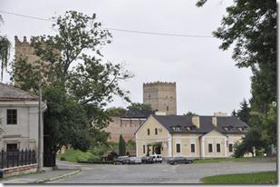017-Loutsk-place zamkova- chateau de Lubart