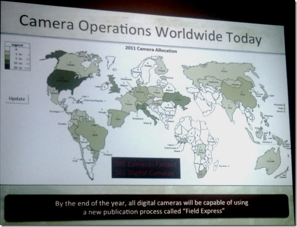 FamilySearch cameras worldwide