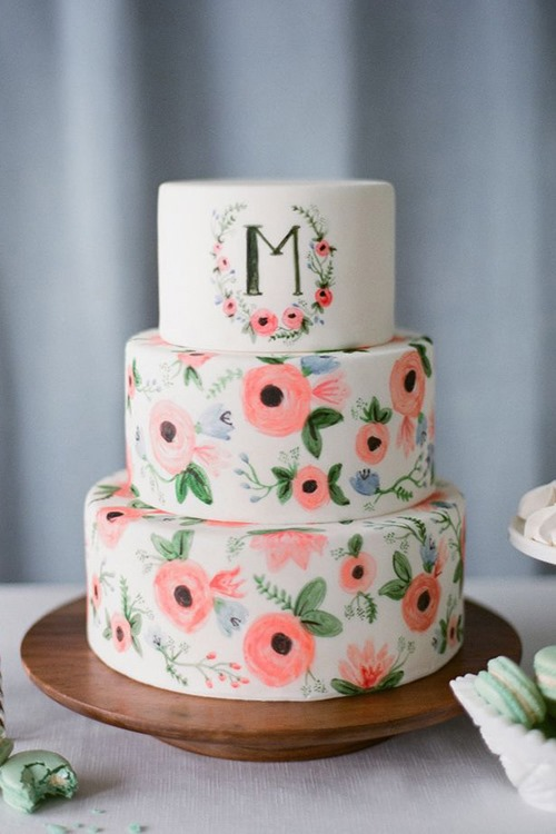 rifle-paper-co-wedding-cake