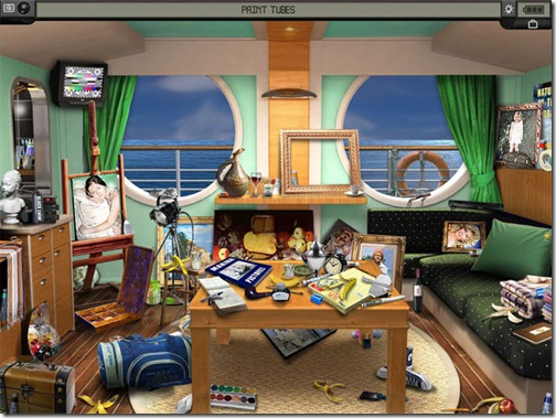 Unexpected Journey - Cruise Game