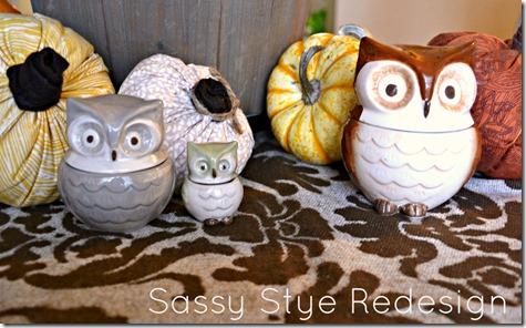 World market owl measuring cups