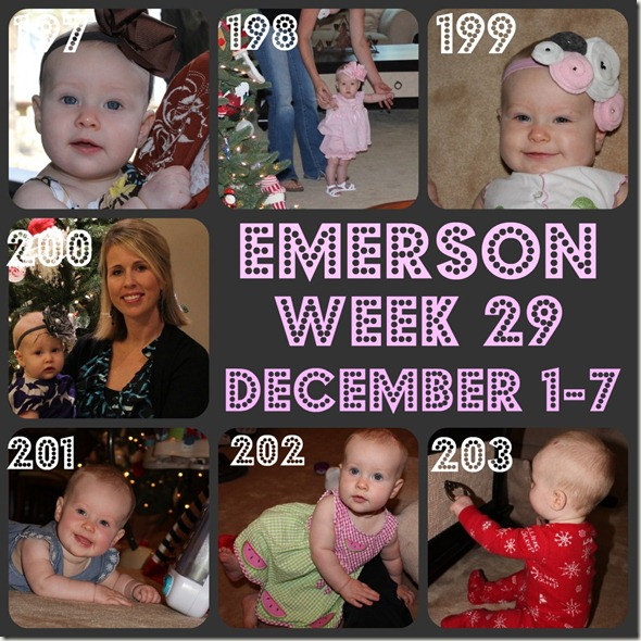 emerson week 29