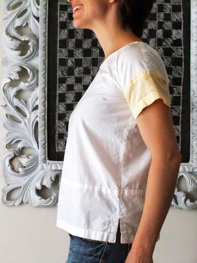 simple blouse