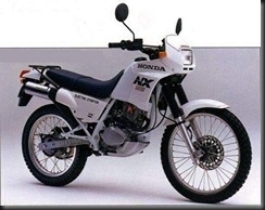 Honda NX125 88  2