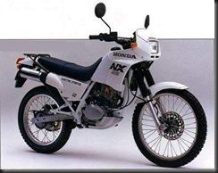 Honda NX125 88  2