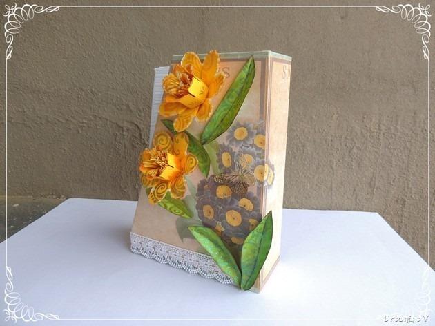 Paper Daffodils 5