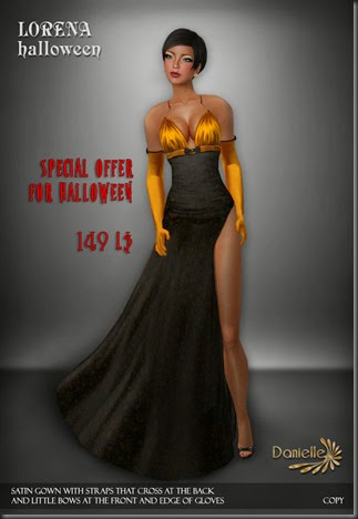 DANIELLE Lorena Halloween Special'