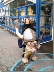 E and Troll in Honningsvag (Small)