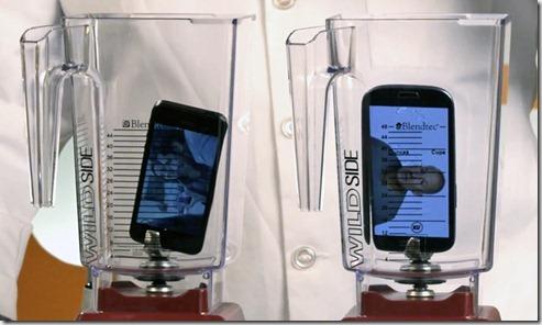Teste iPhone 5 e Galaxy s3