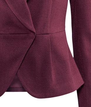 HMburgundy jacket2
